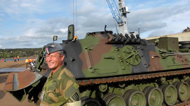 Эксперт: учения НАТО — не провокация, а ответ на «политику запугивания» Москвы