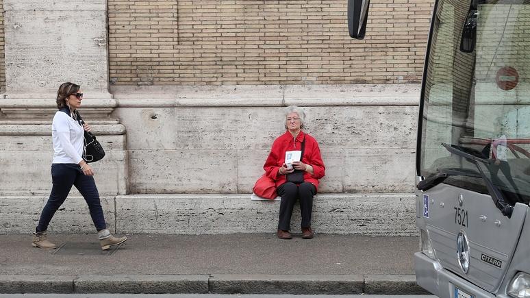 DWN: в Италии Брюссель повторяет свой «греческий провал»