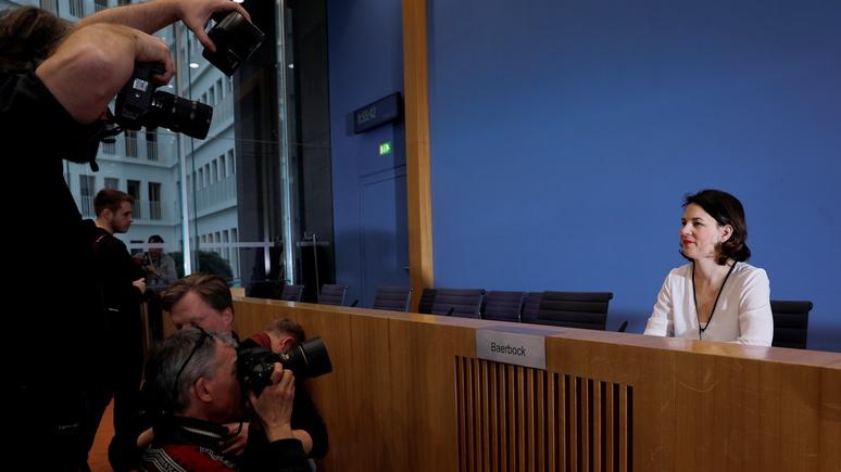 Welt: лидер немецких зелёных потребовала от США забрать ядерное оружие из Европы