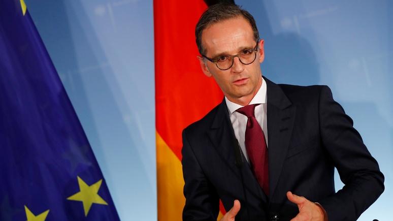 WAZ: глава МИД ФРГ подключит НАТО к спасению «главного достижения» политики разоружения