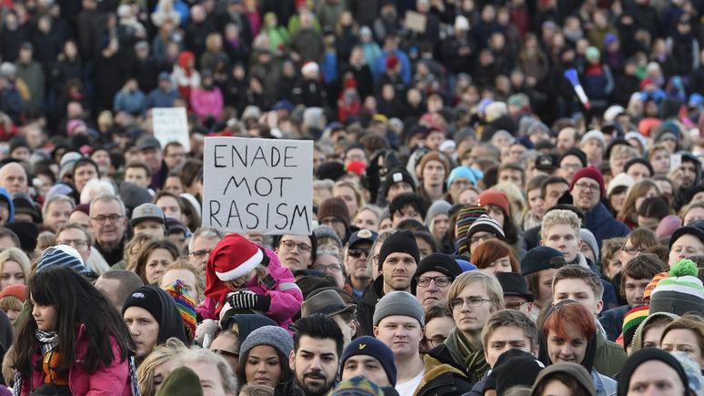 Aftonbladet: шведское общество «гниёт изнутри» из-за бытового расизма