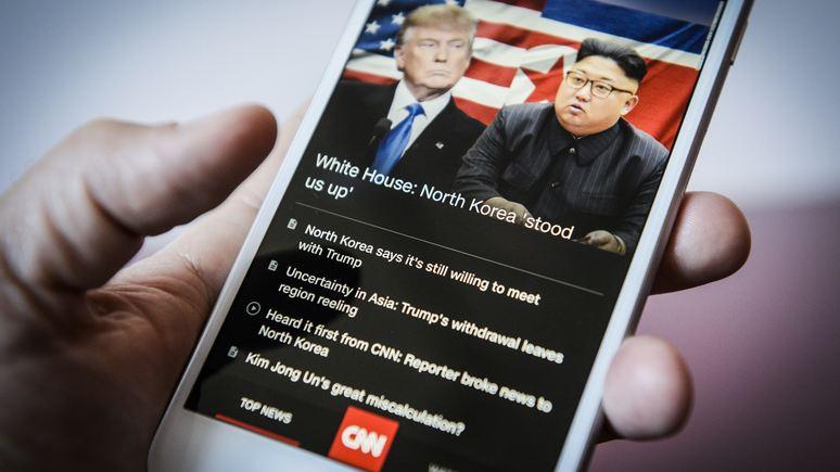 NYT: китайцы и русские подслушивают Трампа, когда тот болтает с друзьями по iPhone