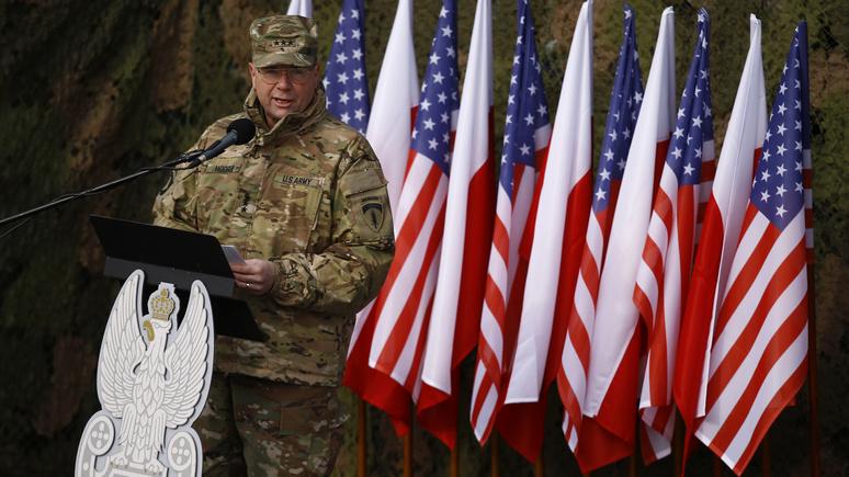 Business Insider: американский генерал предсказал войну США с Китаем через 15 лет
