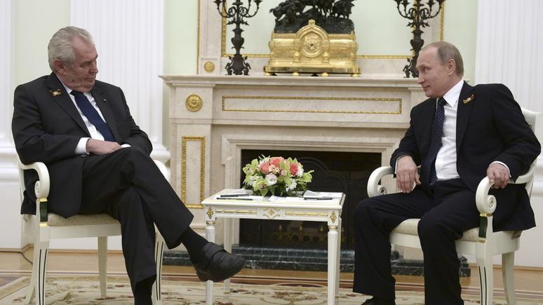 Argument: диалог с Россией для Чехии — неотъемлемая часть проевропейской политики