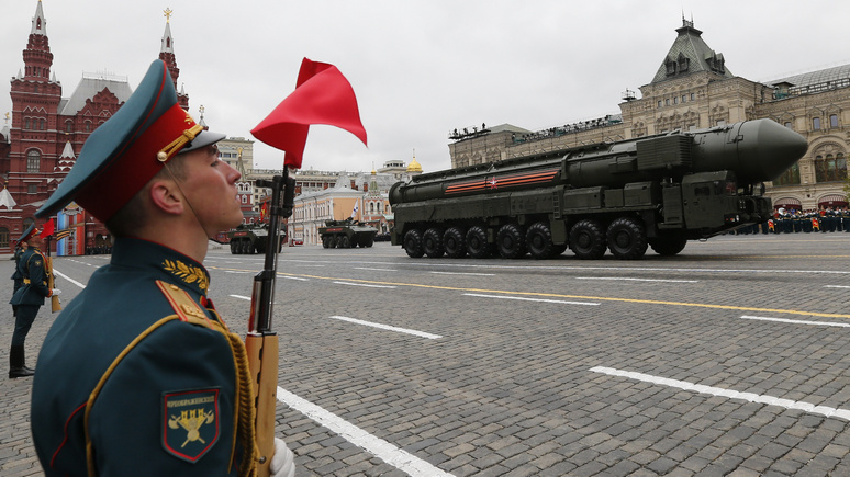 Defense News: отказ от ДРМСД заставляет задуматься о судьбе СНВ-III