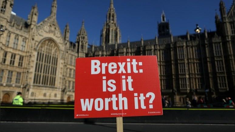 Times отчитала New York Times за «панические прогнозы» о будущем Британии