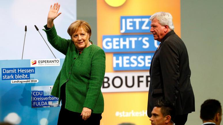 Süddeutsche Zeitung: немцы устали ждать от Меркель выполнения обещаний