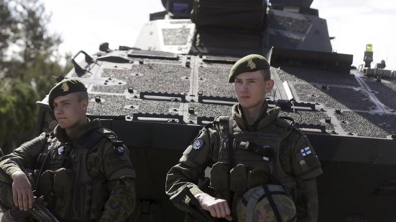 National Interest: Финляндия готова к «гибридной» войне против России