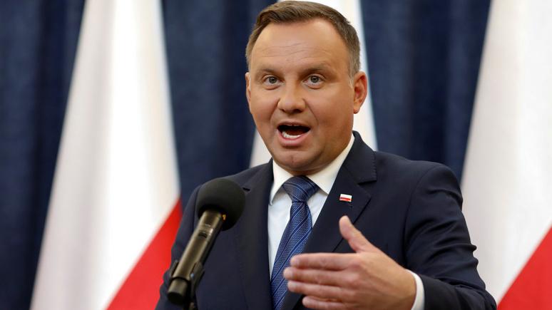 FAZ: Польша продолжает требовать от Германии репарации за Вторую мировую войну