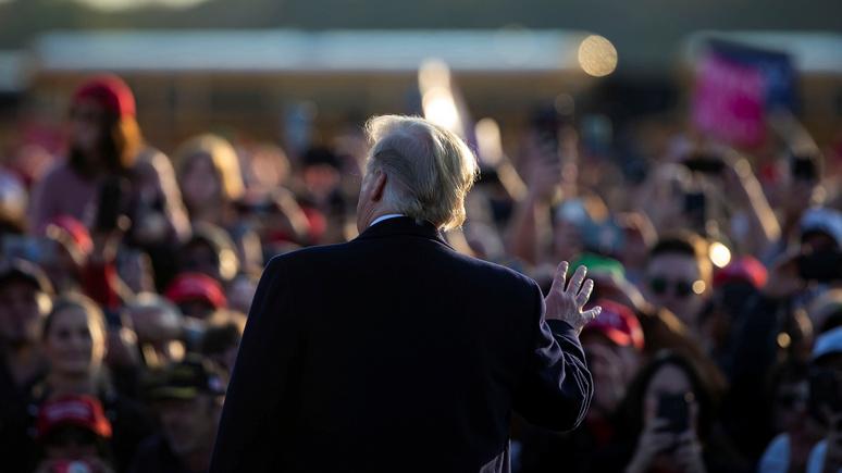 Libération: избрание Трампа негативно сказалось на психическом здоровье американцев