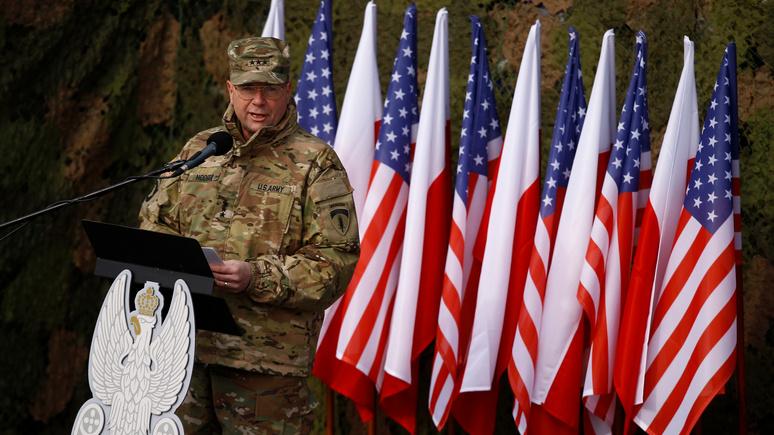 National Interest: США не должны провоцировать Россию созданием базы в Польше