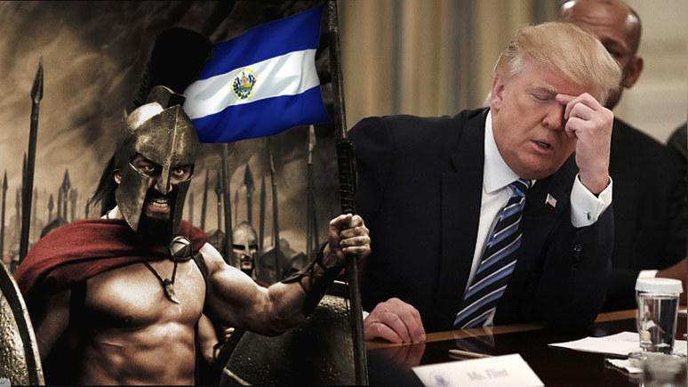 Guardian: 300 сальвадорцев добавят Трампу миграционной мигрени