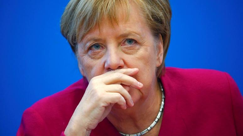Die Welt: Меркель уходит с поста главы партии, но остаётся канцлером