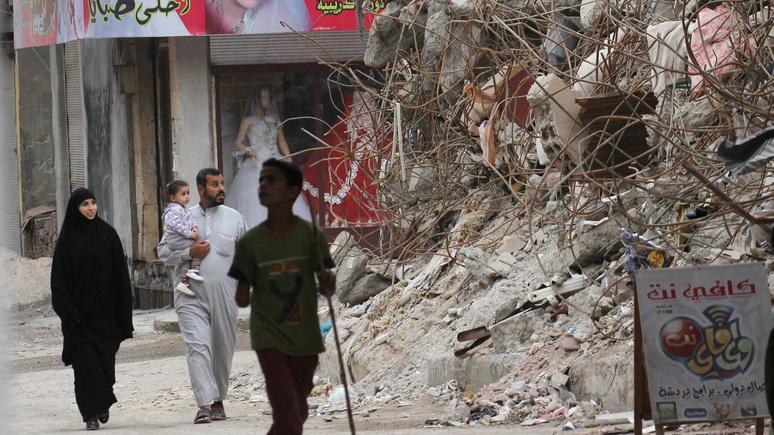 Французский эксперт: восстановление Сирии для европейцев не альтруизм, а важнейшая стратегическая задача