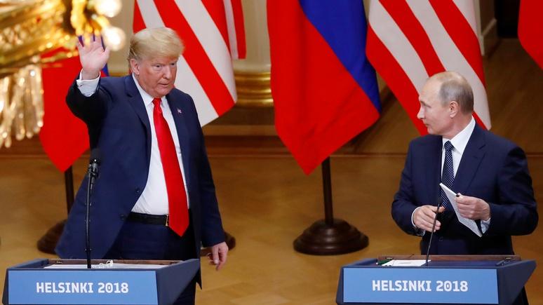 El Periódico: выход США из ДРСМД станет главной темой на встрече Путина и Трампа