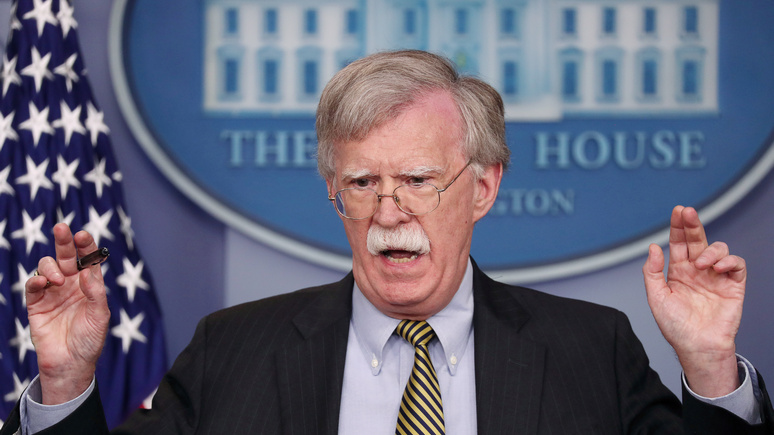 Guardian: Болтон назвал Кубу, Венесуэлу и Никарагуа «тройкой тирании»