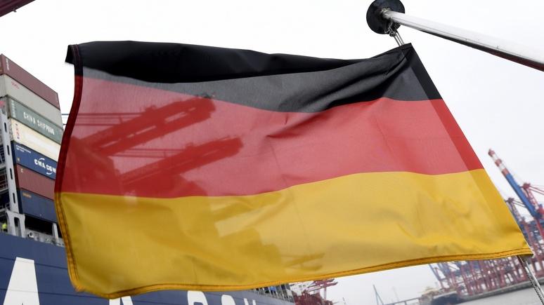 DWN: из-за антироссийских санкций у немецкого бизнеса земля уходит из-под ног