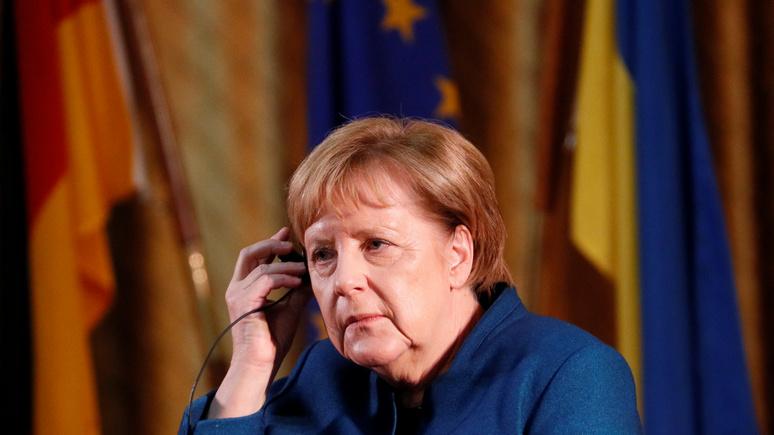 Guardian: история рассудит — Меркель запомнят либо как спасителя, либо как разрушителя Европы
