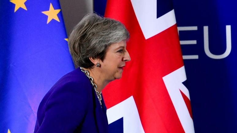 Sunday Times: Мэй добилась уступок от ЕС для сохранения всей Британии в Таможенном союзе