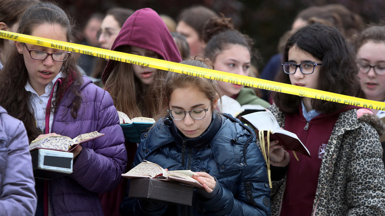 Washington Post: американские евреи осознали, что живут в стране, где процветает антисемитизм
