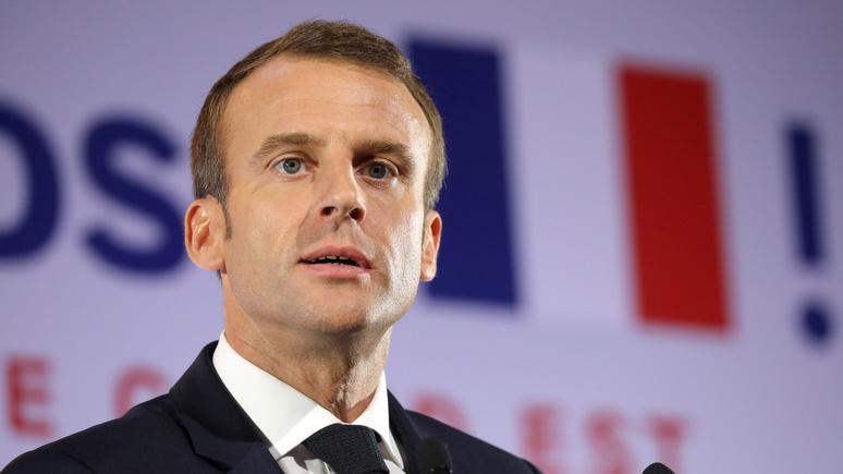 Europe 1: Макрон выступил за создание «настоящей европейской армии»