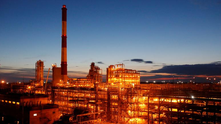 RFI: санкции против Ирана дадут России только преимущества на нефтяном рынке