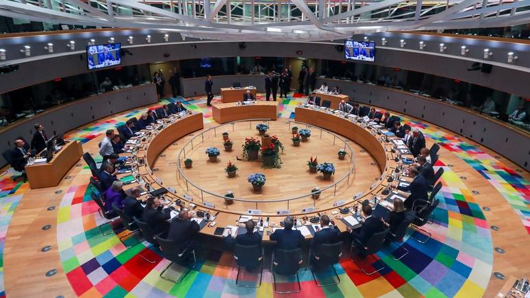 Welt: из-за раскола в конгрессе США для европейцев всё станет ещё хуже