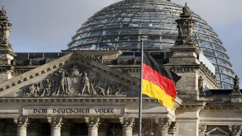 WAZ: Германия не видит противоречия между «Северным потоком — 2» и газовым интересом Украины