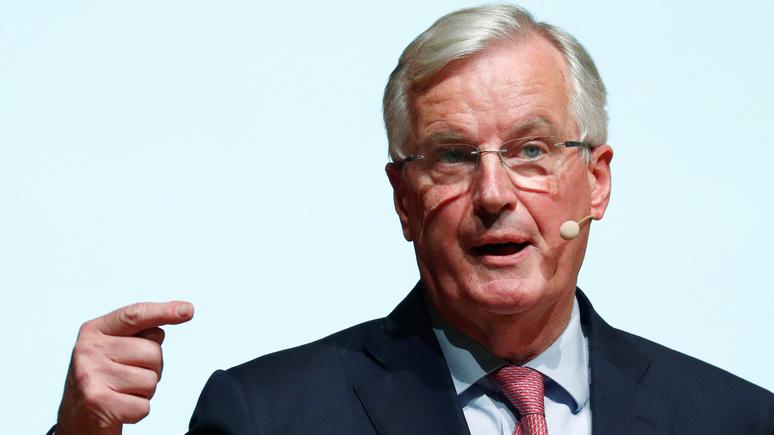Guardian: главный европейский переговорщик по брекситу заявил об «угрозе для существования» ЕС