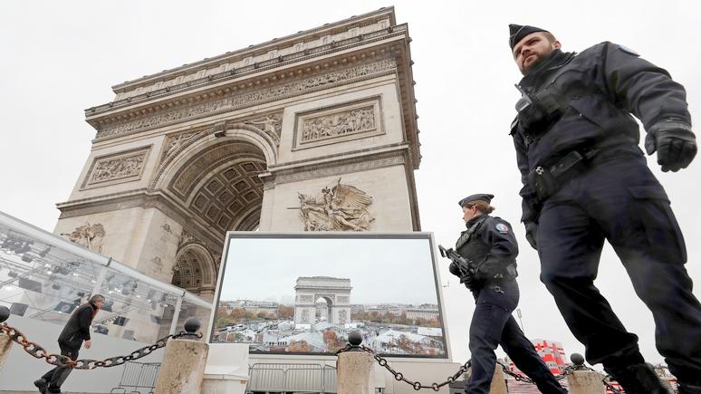 Die Zeit: мультилатерализм против национализма — в Париже вспомнят уроки Первой мировой