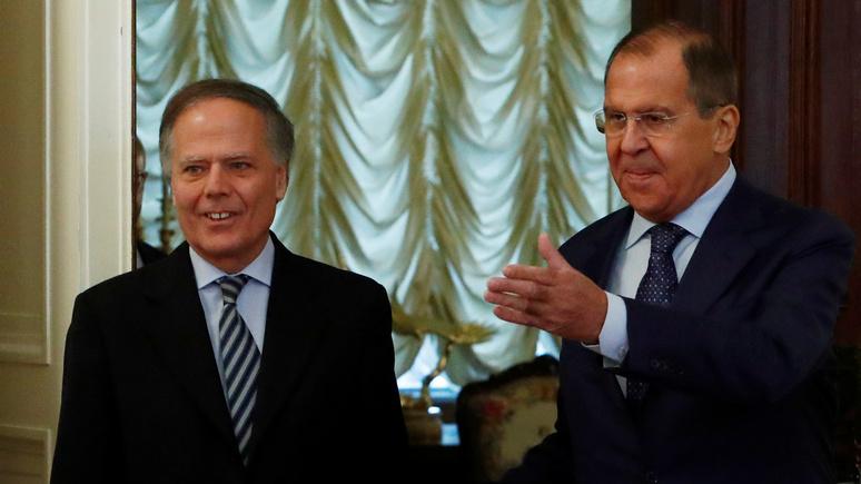 Министр иностранных дел Италии: санкции не должны мешать диалогу с Россией