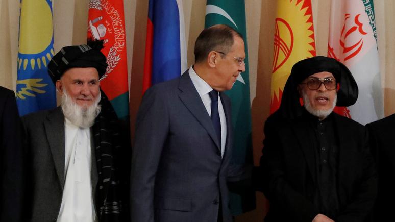 Guardian: приезд «Талибана» в Москву беспрецедентен, но конкретных  результатов не принёс — ИноТВ