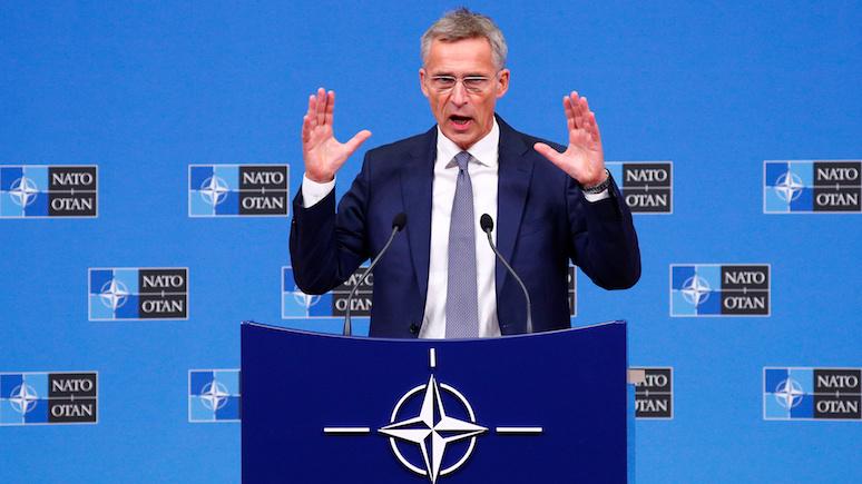 Interia: Столтенберг предупредил Берлин об угрозе от российских ракет