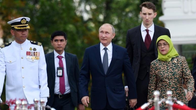 WP: Трамп пропускает азиатский «сезон саммитов», и этим воспользуются Россия и Китай