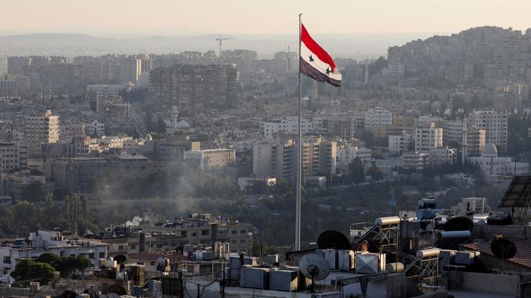 DWN: Анкара и Дамаск снова сотрудничают — по инициативе Эрдогана