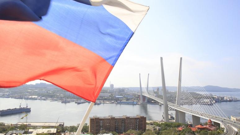 NZZ: Владивосток останется российским — бить челом ради Нового шёлкового пути Москва не станет