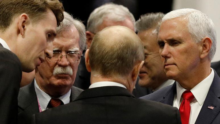 Business Insider: за спиной у Трампа Путин заключает опасные для США альянсы