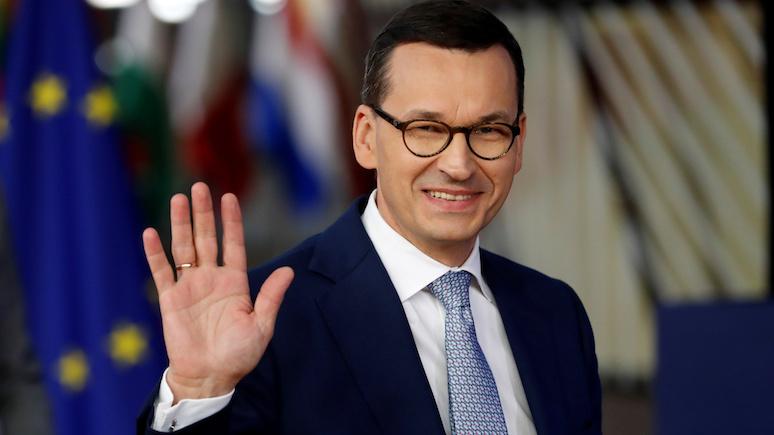 Interia: слова премьера Польши о «марше Путина на Киев» пришлись Кремлю не по вкусу