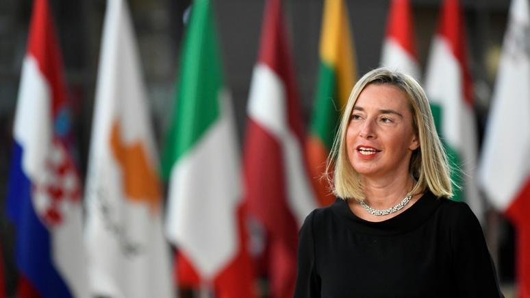 Могерини: без Договора РСМД Европа рискует вновь стать «полем битвы» мировых держав