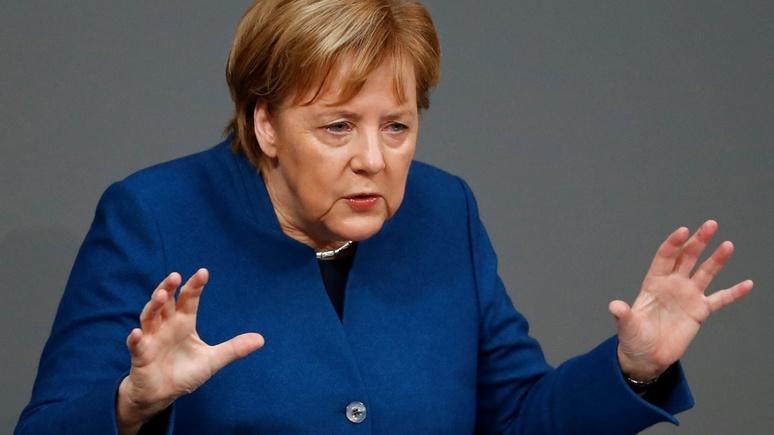 Welt: Меркель призвала европейские страны отдать свой суверенитет ЕС
