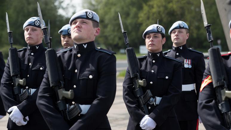 Daily Express: в минобороны Великобритании призывают не жалеть денег на армию на фоне укрепления России и Китая