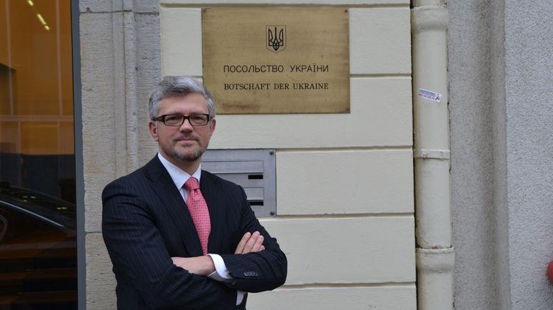 Посол Украины в Германии объяснил попадание Шрёдера на «Миротворец» правом на свободу мнений