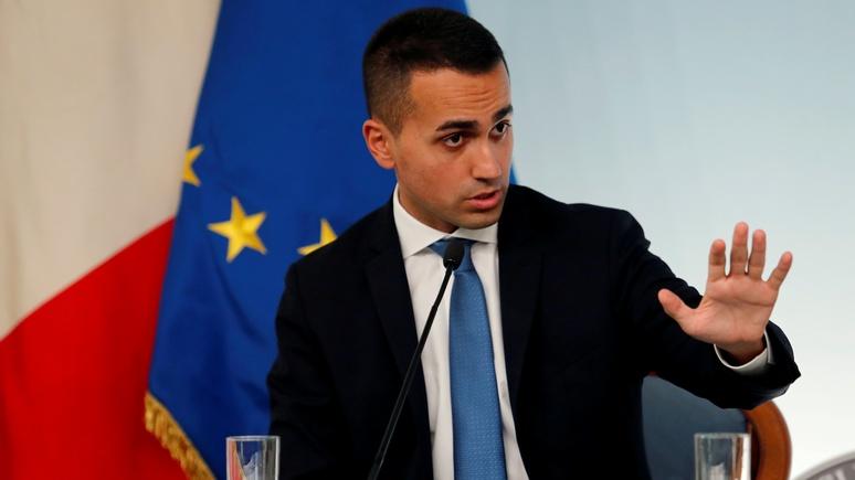Вице-премьер Италии: Европа требует от нас невозможного — устроить «очередную социальную бойню»