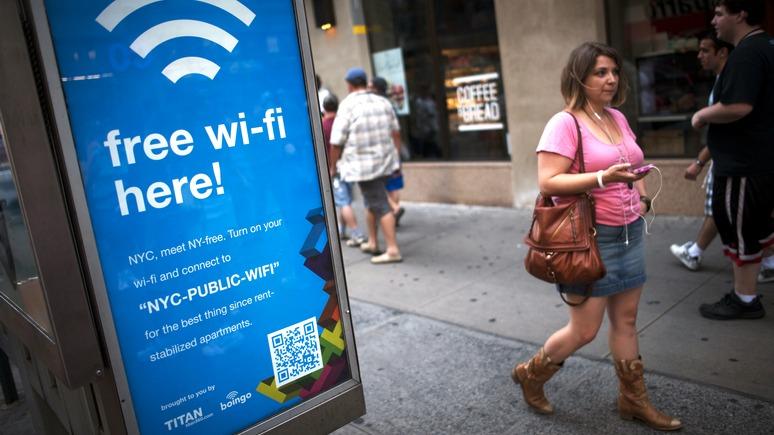Wall Street Journal: США выводят свою китайскую вендетту на скорости 5G