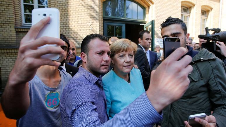 DW: немецкая кампания по возвращению беженцев превратилась в «пиар-катастрофу»