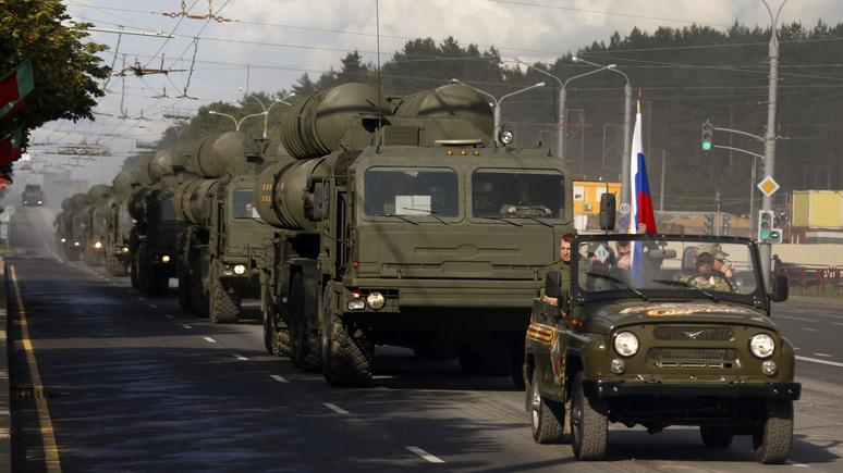 BI: одни из самых могущественных режимов мира из кожи вон лезут ради С-400 Москвы