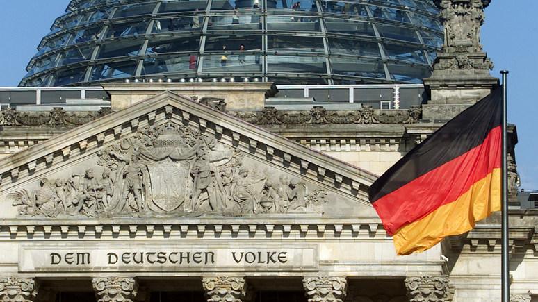 FAZ: Берлин должен срочно остановить «Северный поток — 2» во избежание «громких фейерверков» на Украине