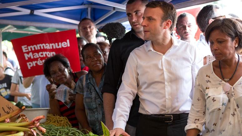Figaro: катастрофическая ситуация — «жёлтые жилеты» парализовали целый остров Реюньон