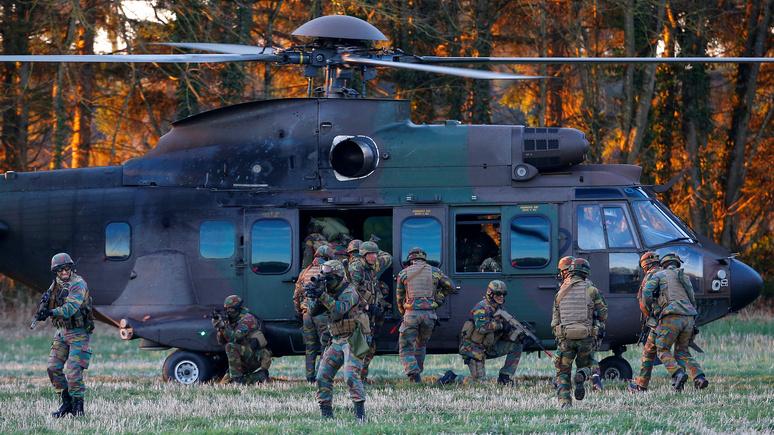 FAZ: амбиции ЕС о европейской армии не в ладах с реальностью