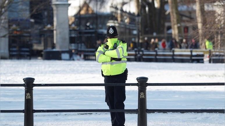 Times: экономия средств вынуждает полицию Лондона закрывать глаза на «несерьёзные» преступления